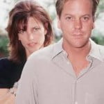 Kiefer Sutherland wife elizabeth kelly winn