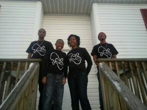 MarShawn McCarrel family