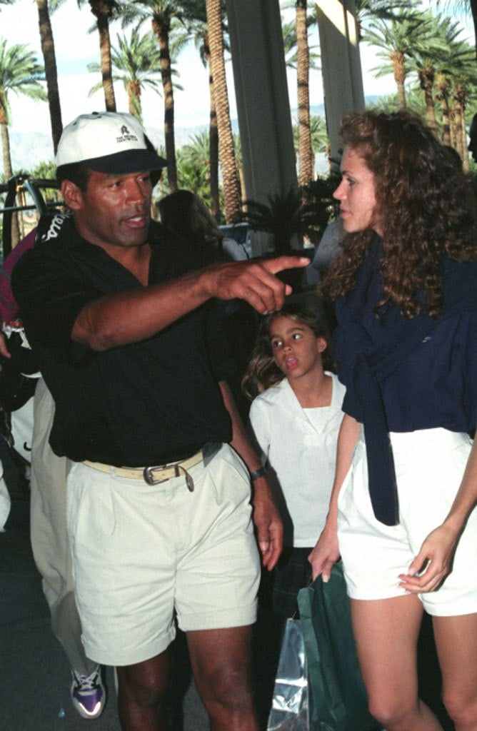 who was oj dating when nicole was murdered At the end of a sensational trial, former football star oj simpson is acquitted of the brutal 1994 double murder of his estranged wife, nicole brown simpson, and.