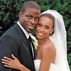 Ryan Michelle Bathe Sterling K Brown wedding