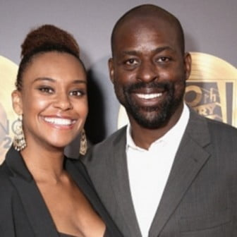 Ryan Michelle Bathe Actor Sterling K. Brown's Wife