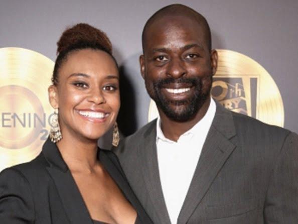 Ryan Michelle Bathe Sterling K Brown wife
