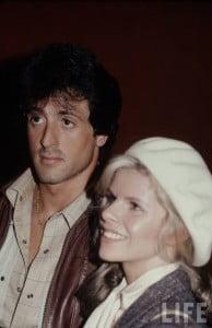 Sylvester Stallone ex wife sasha