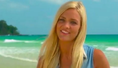 Alecia Holden Real State Agent in Survivor