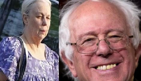 Susan Cambell Mott Bernie Sanders' Baby mama