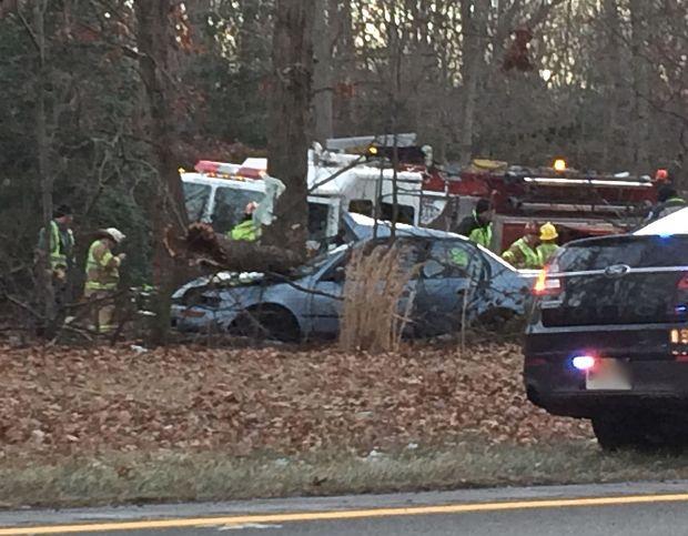 cara mccollum car crash @dailyentertainmentnews