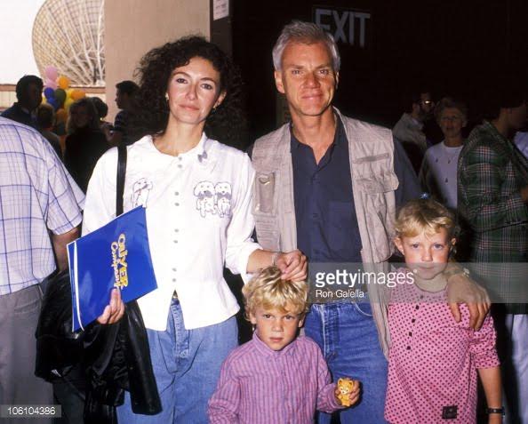 charlie mcdowell family