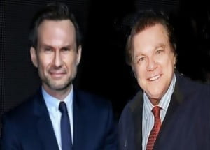christian slater father Michael Hawkins