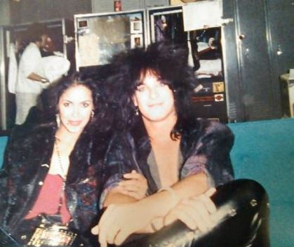 Prince And Denise Matthews