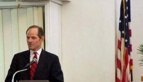 Who is Eliot Spitzer's Russian Assault Victim?