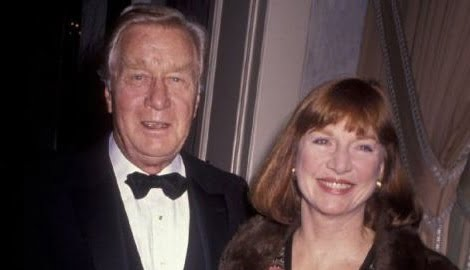 Allyn Ann McLerie Actor George Gaynes' Wife