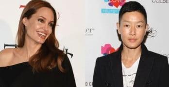 Jenny Shimizu - Angelina Jolie's Model ex-Girlfriend