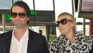 Ned Rocknroll is Kate Winslet's husband