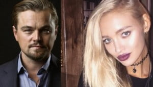 Roxy Horner Leonardo DiCaprio's UK Model Girlfriend
