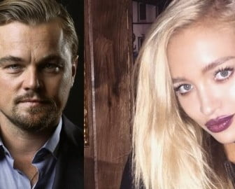 Roxy Horner Leonardo DiCaprio's UK Model Girlfriend