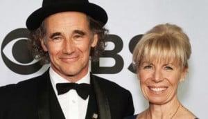 Claire van Kampen Mark Rylance's wife