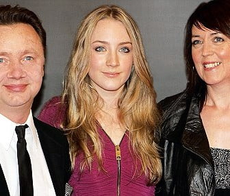 Monica and Paul Ronan Saoirse Ronan's Parents