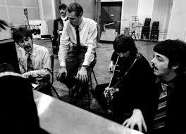 George Martin the beatles