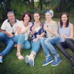 Mindy Mann family