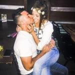 Philip Panzica girlfriend Morgan Massad pic