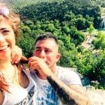 Philip Panzica girlfriend Morgan Massad picture
