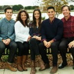 christine burke family pic