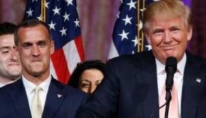 Corey Lewandowski Trump's Campaign Manager