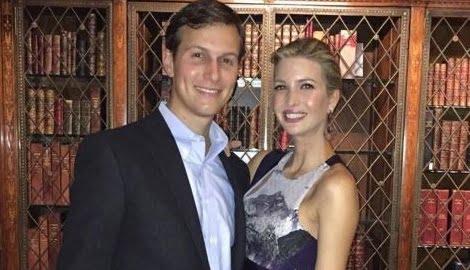 Jared Kushner Ivanka Trump's Husband