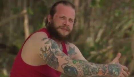 Kyle Jason Detroit Bounty Hunter in Survivor