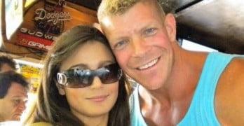 Natalina Maggio gladiator Lee Reherman's girlfriend