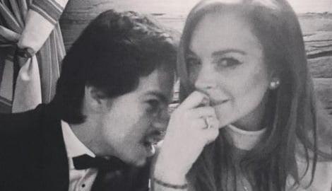 Egor Tarabasov Lindsay Lohan's New Boyfriend