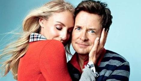 Tracy Pollan Michael J. Fox's Wife