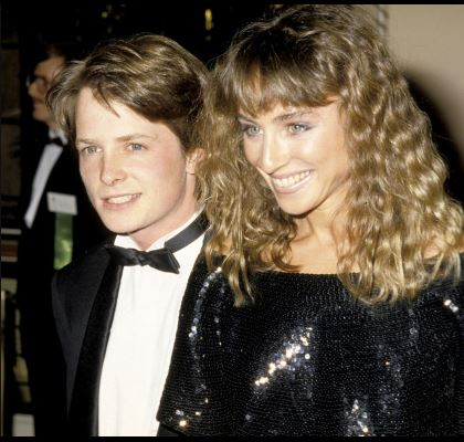Tracy Pollan Michael J Fox 39 S Wife