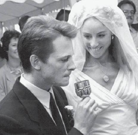 Michael j fox tracy pollan marriage records
