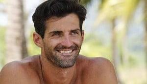 Nick Maiorano Personal trainer on Survivor