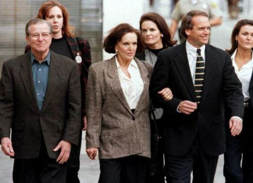 Louis and Juditha Brow...O J Simpson Trial 1995