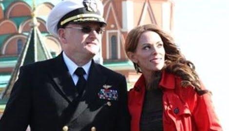 Amiko Kauderer Astronaut Scott Kelly's Girlfriend