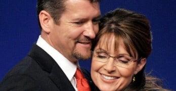 Todd Palin is Sarah Palin's husband