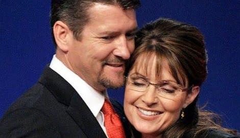 Todd Palin is Sarah Palin's husband
