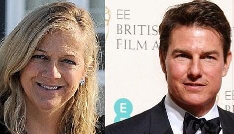 Diane Cox Tom Cruise's `First Girlfriend