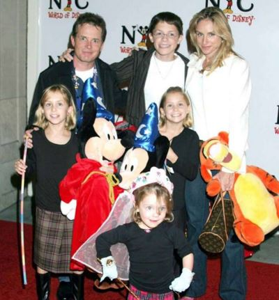 Tracy pollan michael j fox 39 s wife for Michael j fox and tracy pollan love story