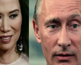 Wendi Deng Vladimir Putin's New Girlfriend?