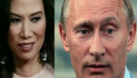 Wendi Deng Vladimir Putin's New Girlfriend?