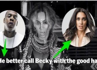 Rachel Roy – Becky with The Good Hair / Jay Z's Affrair