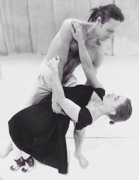 Mads Mikkelsen dancer