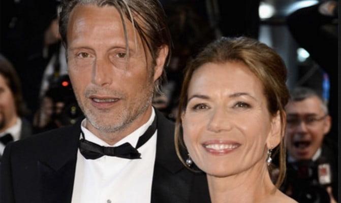 Mads Mikkelsen wife Hanne Jacobsen