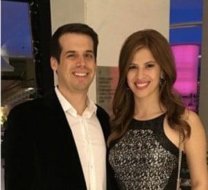 Michelle Fields boyfriend Jamie Weinstein