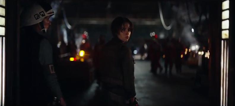 Star Wars- Rogue One Jyn Erso