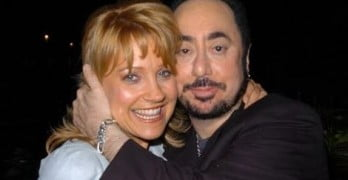 Malandra Burrows David Gest's Girlfriend