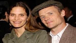 Frankie Rayder Musician Flea's Wife